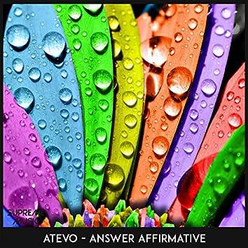 Answer Affirmative