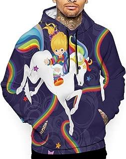 rainbow brite hoodie