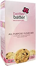 Better Batter Gluten-Free Flour - A Gluten-Free Cup for Cup Alternative to Ordinary Flour - Great Tasting Customer Favorite, 5 Pound.