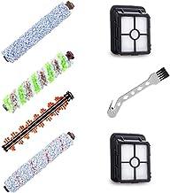 Queta 2 filters 4 borstelrollen voor Bissell accessoires Crosswave borstelrol 3 in 1nat- en droogzuiger vervangingsborstel...