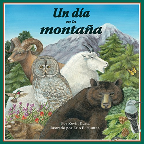 Un Día en la Montaña [A Day in the Mountain] cover art