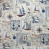 Atemberaubende Panama Designer Vintage Baumwolle Linien