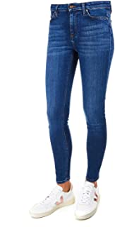 DON THE FULLER Luxury Fashion Womens CANNESDTF28BFW310 Blue Jeans | Fall Winter 19
