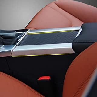 واقي أفضل من أنديجو! ملحقات تزيين صندوق حامل كأس السيارة مناسبة لدراجة فولفو XC60 S60L S60 V60 2011-2015