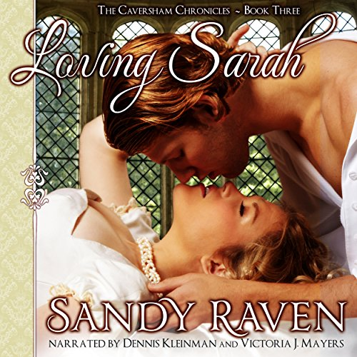 Loving Sarah audiobook cover art