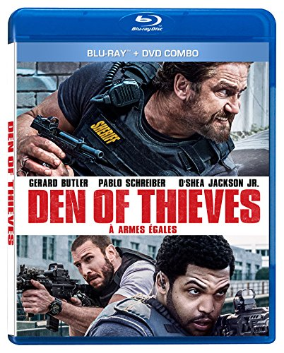 Den of Thieves (Blu-ray + DVD Combo)