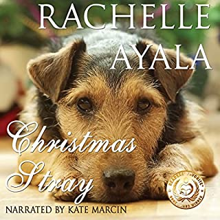 Christmas Stray audiobook cover art