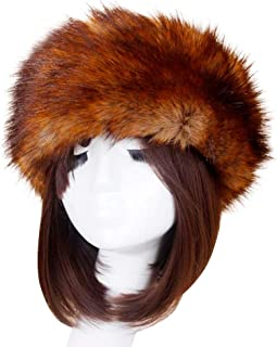 Wiwsi Quanlity Fur Bomber Hat Fur Cap Women Men's Fur Beanie New Fashion Style