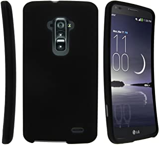 Compatible with LG G Flex Case | D959 | D958 | D950 [Slim Duo] Hard Shell Snap On Case Compact Fitted Protector Matte on Black Sea Ocean by TurtleArmor - Black