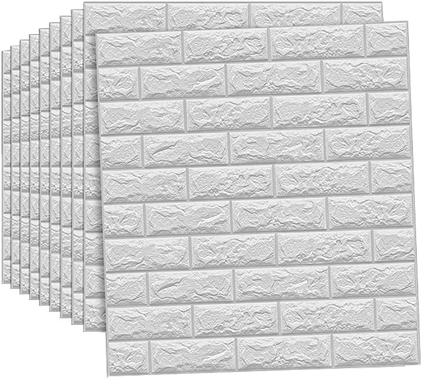 In a popularity 3D Art Wall Panels 10Pcs Resista 20Pcs Thick Wear Cheap mail order shopping