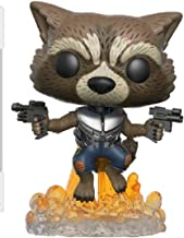 Funko Rocket Figura de Vinilo, colección de Pop, seria Guardians of The Galaxy 2, Multicolor (13270)