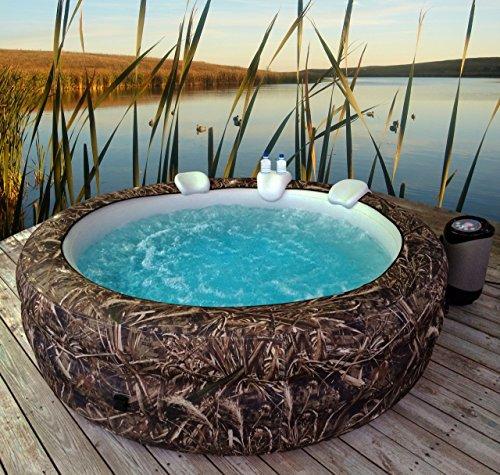 Vanish Spa Realtree Spa Inflatable Hot Tub