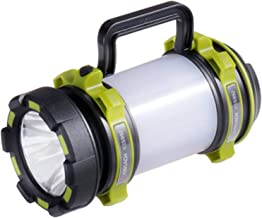Handheld LED Spotlight Searchlight, 8000 Lumens 100W Outdoor Strong Light 2600mAh Rechargeable Multi-Function Flashlight C...