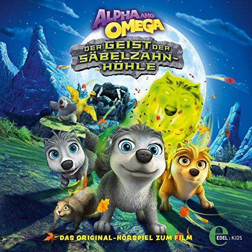 Alpha & Omega: Der Geist der Säbelzahnhöhle Titelbild