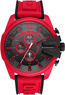 Diesel Reloj Analógico para Hombre de Cuarzo DZ4526