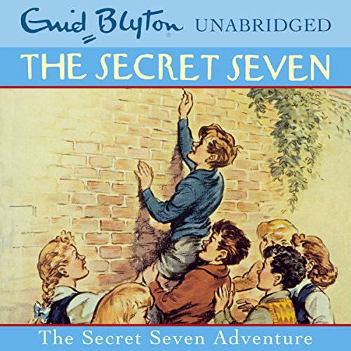 Secret Seven Adventure cover art