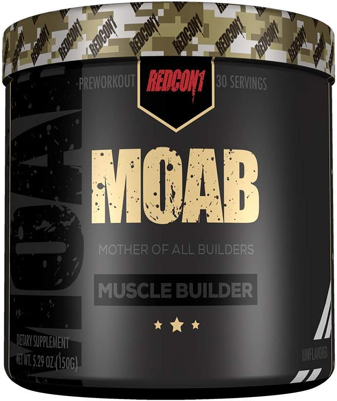 67% OFF safety of fixed price Redcon1 - Moab Muscle Builder Lean Faster 30 Servings Gains