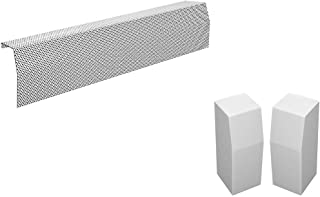 Best white baseboard heater covers Reviews