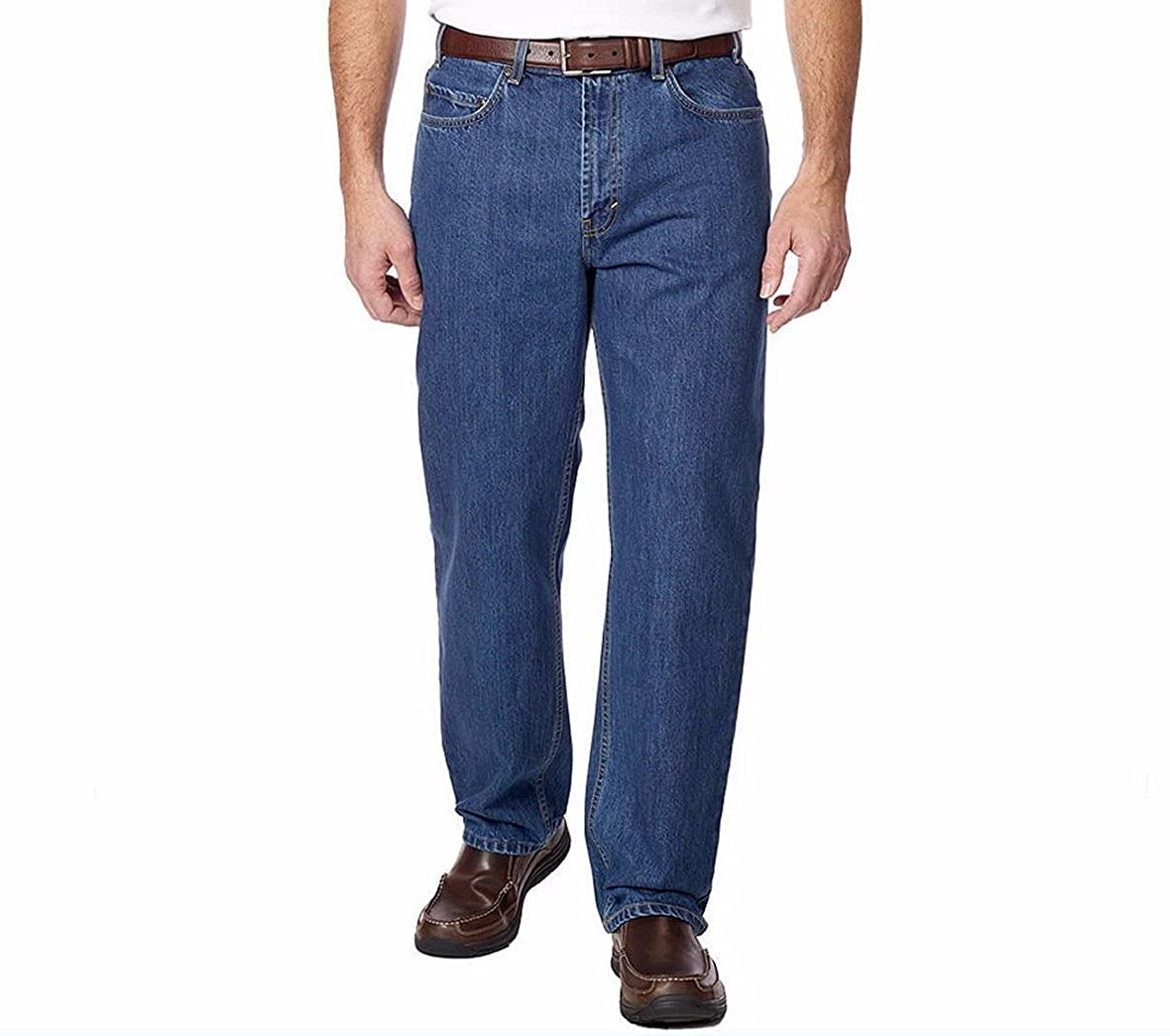 k s Kirkland List price Signature Mens Jeans 40x32 Relaxed Wash Max 70% OFF Light Waist