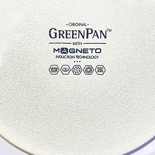 GREENPAN『ウッドビーシリーズセラミックノンスティックフライパン28cm』