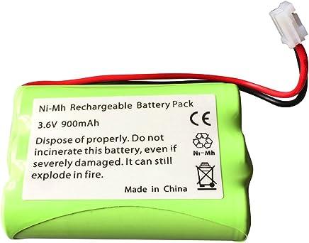 01/A Batterie de remplacement pour Motorola MBP36/Moniteur B/éb/é mbp36pu rechargeable batterie NiMH 3,6/V 900/mAh gb390822/A x 44aaa900-cb94