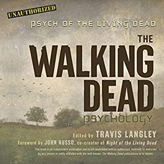 The Walking Dead Psychology cover art