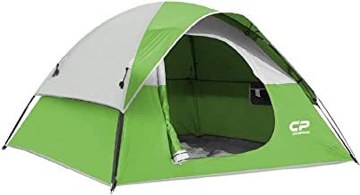 MKeep CAMPROS 3-4 Person Tent - Dome Tents for Camping,...