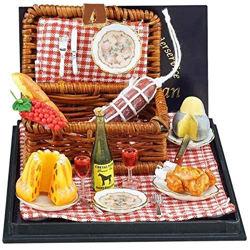 Picknickkorb, Miniatur