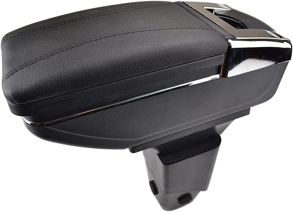 WBBNB Ashtray Sliding Ranking TOP17 armrest Box Interface Compact Central Pil At the price of surprise