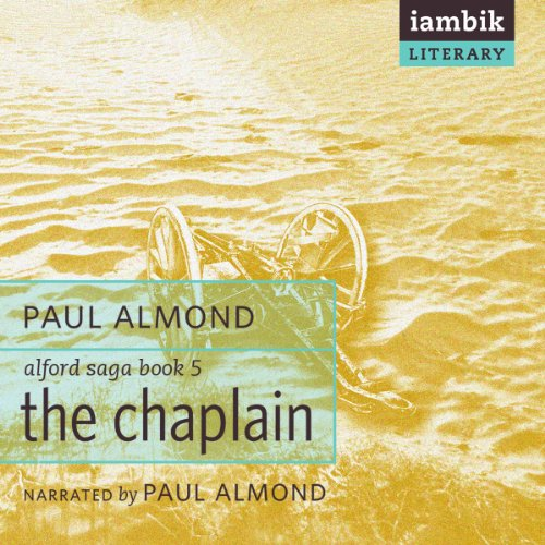 The Chaplain audiobook cover art