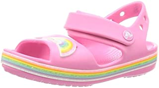 Crocs Crocband Imagination Sandal PS, Sandalias Tiempo Libre y Sportwear Infantil Unisex Niños