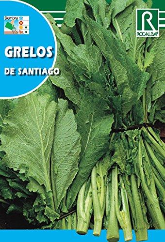 Semilla Grelos de Santiago - Rocalba