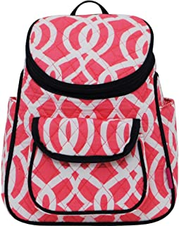 NGIL Quilted Cotton Mini Backpack Purse