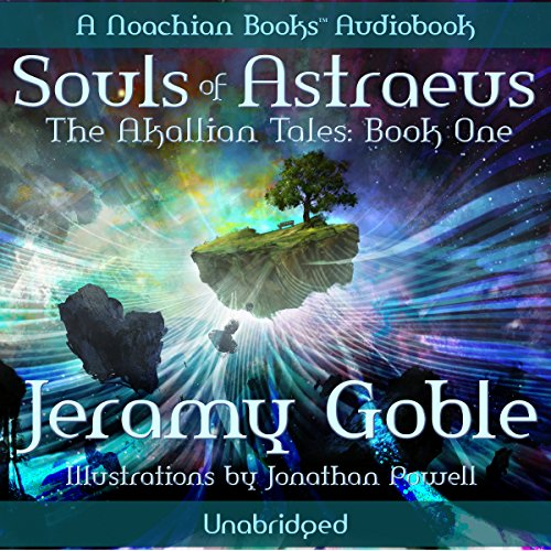 Souls of Astraeus audiobook cover art