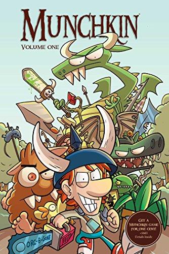 Munchkin Volume 1