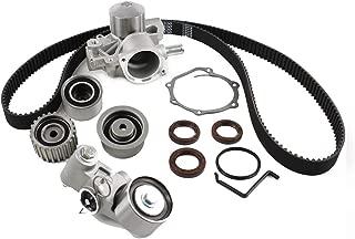 DNJ TBK715WP Timing Belt Kit with Water Pump/For 2000-2006 / Subaru/Baja, Legacy, Outback / 2.5L / SOHC / H4 / 16V / 2458cc / EJ251, EJ252, EJ253, EJ259