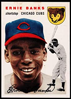 Baseball MLB 1994 Topps Archives 1954#94 Ernie Banks Cubs