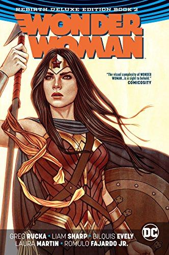 Wonder Woman: The Rebirth