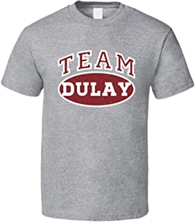 Team Dulay Tee Funny Last Name Family Reunion Group T Shirt