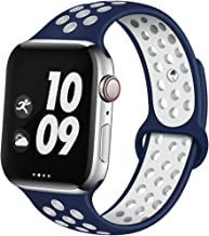 EXCHAR Sport Band Compatible with Apple Watch Band 38mm...