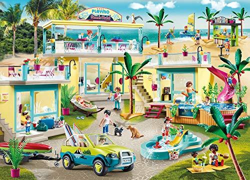 Velero Playmobil - Family Fun (70438)