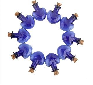 Amazon.es: Corazón Azul - Collares / Collares y colgantes ...
