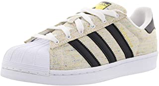 adidas Superstar J Boys Fashion-Sneakers S80138_6.5 - Footwear White/CORE Black/Footwear White