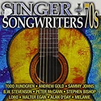 Singer-Songwriters of the 70's by 70's Singers-Songwriters (2002-11-12)