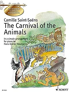 The Carnival of the Animals: A Great Zoological Fantasy
