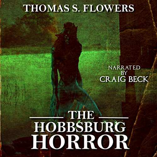 The Hobbsburg Horror audiobook cover art