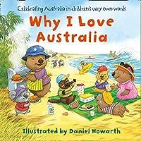 Why I Love Australia Hb