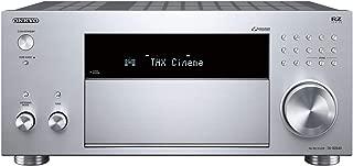 Onkyo 安桥 TX-RZ840 9.2声道AV接收器(THX 电影音响,Multiroom,杜比/DTS:X,蓝牙,流媒体、音乐应用程序,Spotify,Tidal,Deezer,TuneIn),黑色