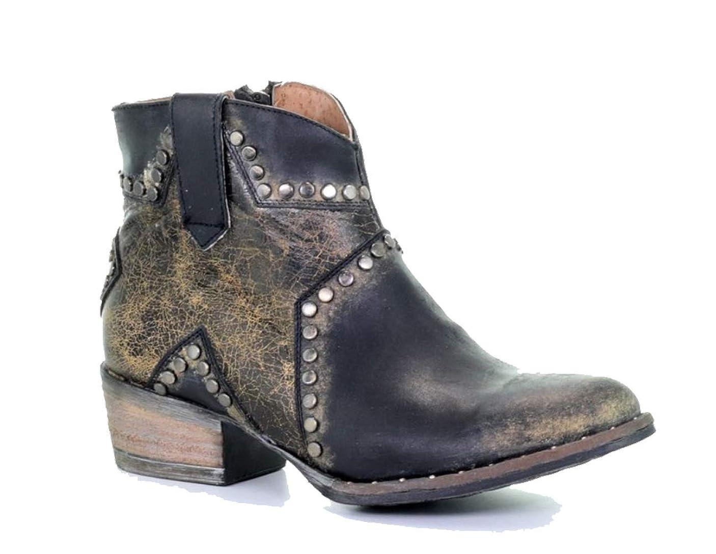 助けてラフ睡眠ペリスコープ[Corral Boots] レディース Q5070