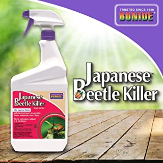 Bonide (BND196) - Japanese Beetle Killer Ready to Use Indoor & Outdoor Insecticide/Pesticide (32 oz.)